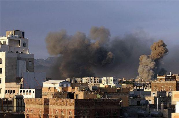 Suud katliamı! Yemen'de 50 ölü!