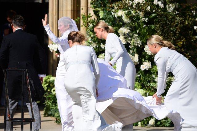 Ellie Gouldin ile Caspar Jopling evlendi - Magazin haberleri