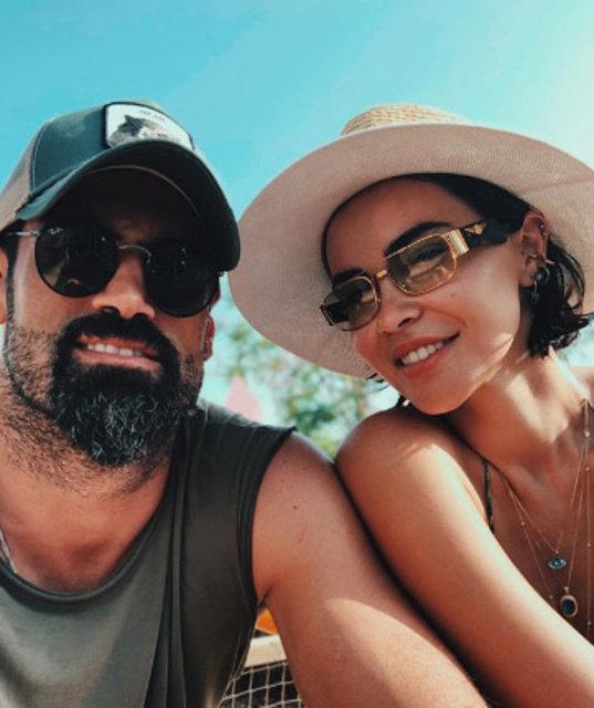 Volkan Demirel'in eşi Zeynep'ten duygusal mesaj - Magazin haberleri