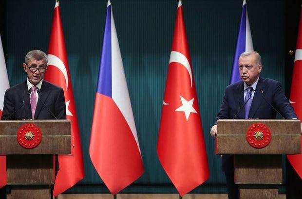 Cumhurbaşkanı Erdoğan: İdlib bizim meselemizdir