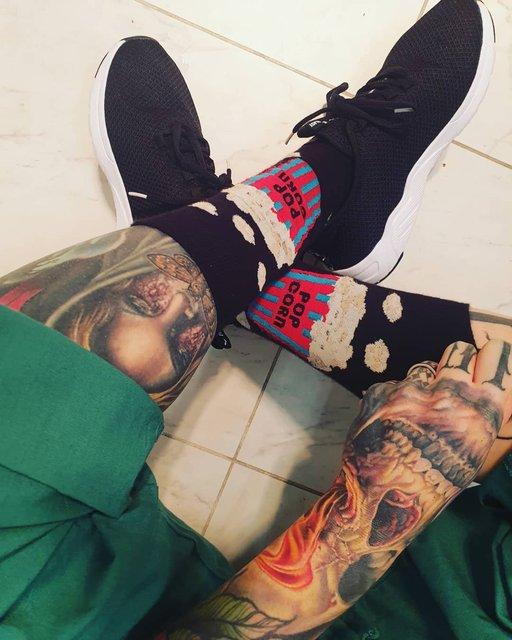 İşte dünyanın en dövmeli doktoru Sarah Gray! - Haberler