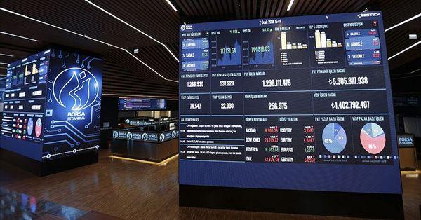 Borsadaki şirketlerin ilk yarı kârı açıklandı