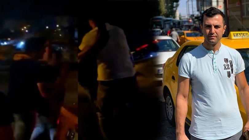 taksici değnekçi terörü
