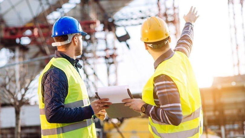 'Veriler inşaat sektöründe daralmayta işaret ediyor'