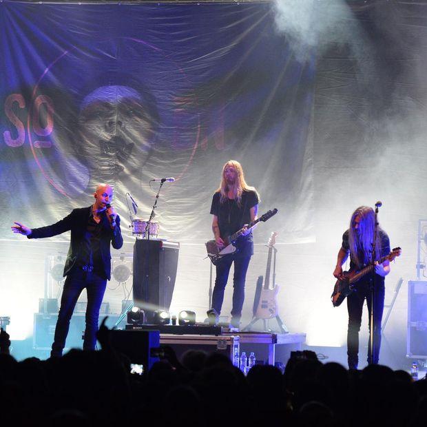 İsveçli metal grubu İstanbul'dan geçti