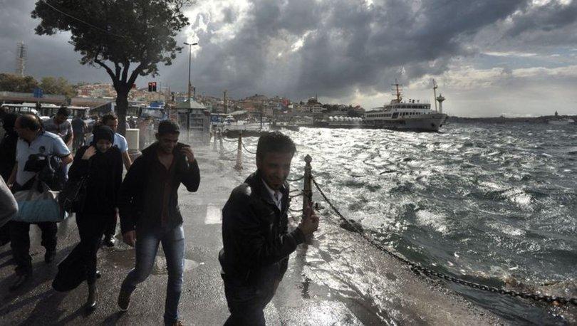 İstanbul'da da etkili olacak