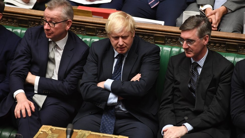Brexit - İngiltere basını: 'Tarihi oylamayı kaybeden Boris Johnson küçük düşürüldü'