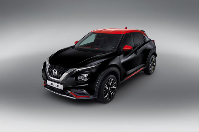 Nissan Juke 10 yıl sonra ilk kez yenilendi - Haberler