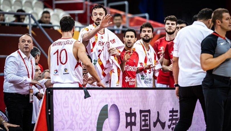Türkiye Çekya maçı