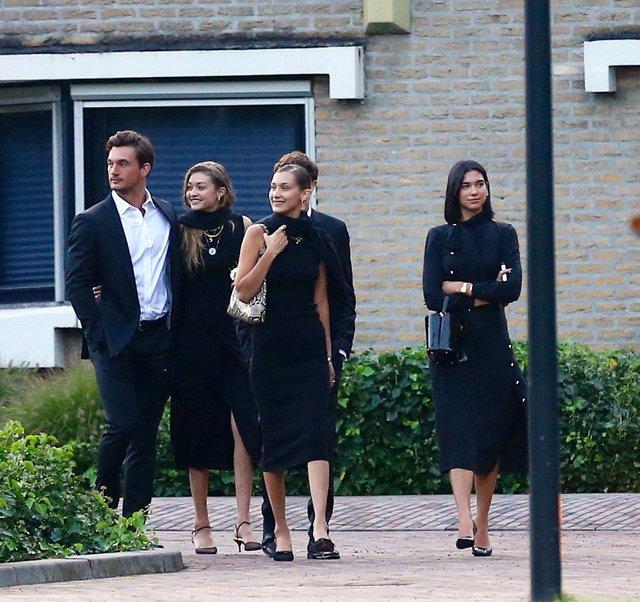 Gigi ve Bella Hadid'e tepki - Magazin haberleri