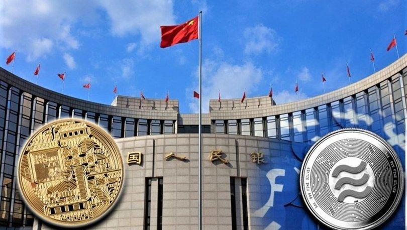 Çin dijital parası ve Libra