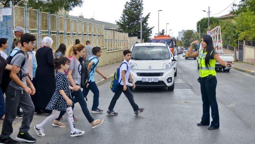 İstanbul trafiği yeni eğitim yılı son dakika