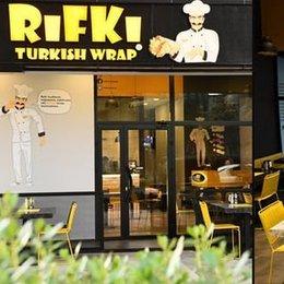 """Hızlı, pratik ve lezzetli; """"Rıfkı Turkish Wrap"""""""