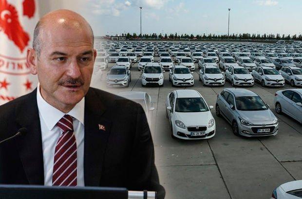 Bakan Soylu'dan Yenikapı'daki araçlar hakkında açıklama