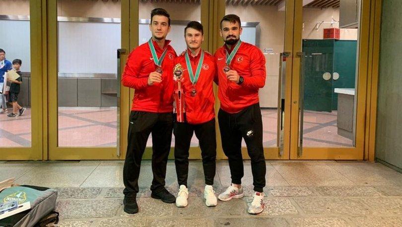 Türkiye, Japonya'da düzenlenen Karate 1 Premier Lig müsabakalarında 1 gümüş ve 2 bronz madalya kazandı.