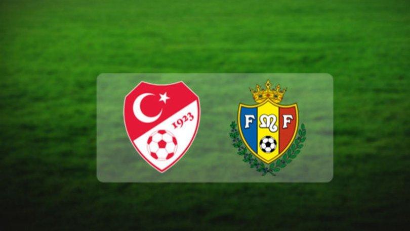 Moldova Türkiye maçı
