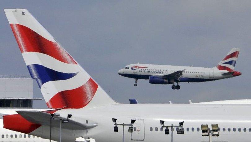 British Airways pilotları greve gitti, uçuşlar iptal