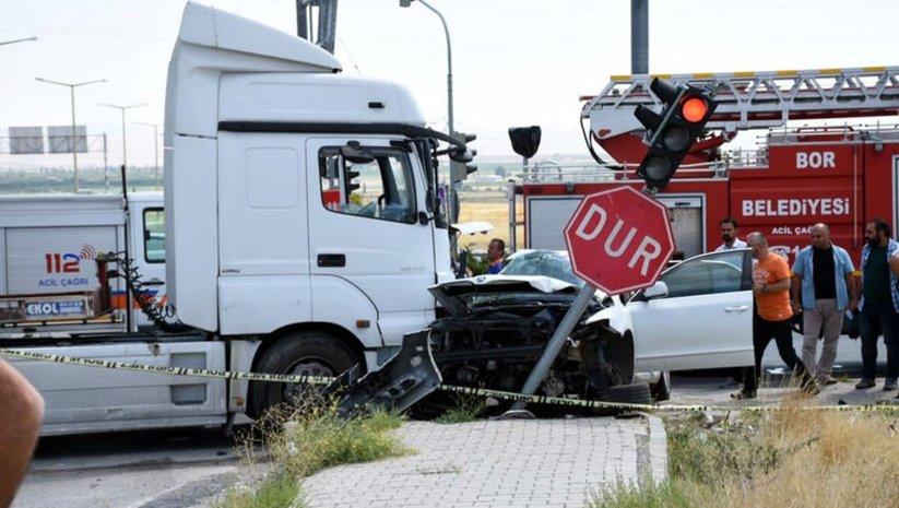 Hatay Emniyet Müdürü kaza geçirdi! Acı haber geldi!