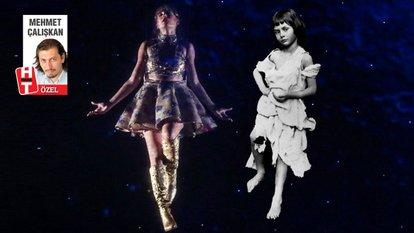 'Alice' Serenay'ı havaya uçurdu