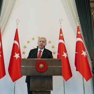 'TRUMP İLE STA MÜZAKERELERİNİ GÜNDEME ALDIK'