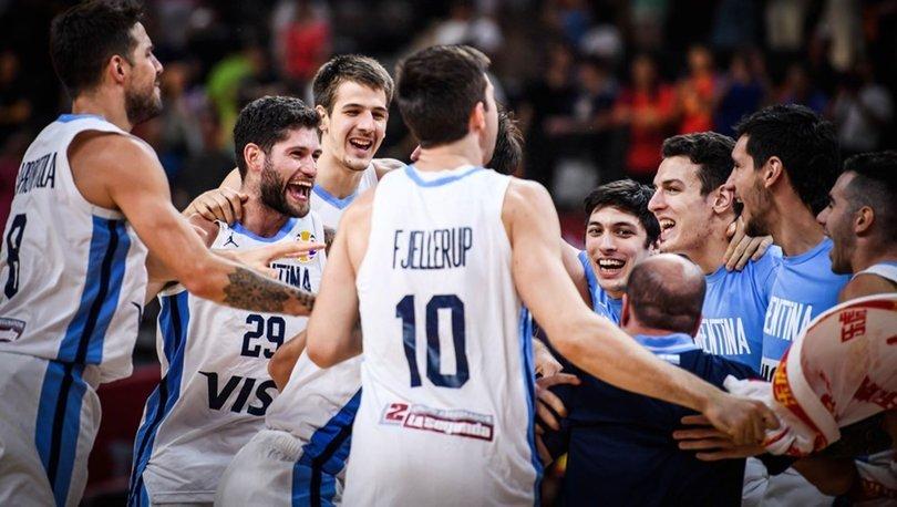 Sırbistan Arjantin Maç Sonucu