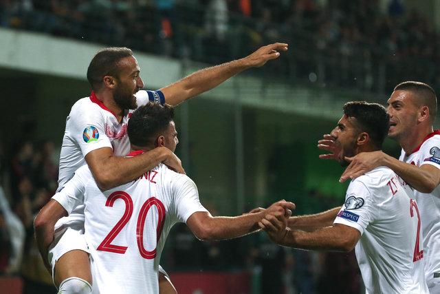 Milli Takım, Güneş açtı! Şenol Güneş yönetiminde yeniden liderliğe oturduk! İşte Milli Takım'ın EURO 2020 yolculuğu ve kalan maçları