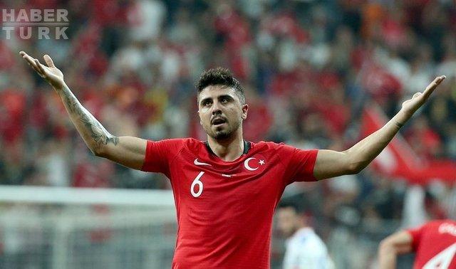 Fenerbahçeliler milli maçlarda coştu!