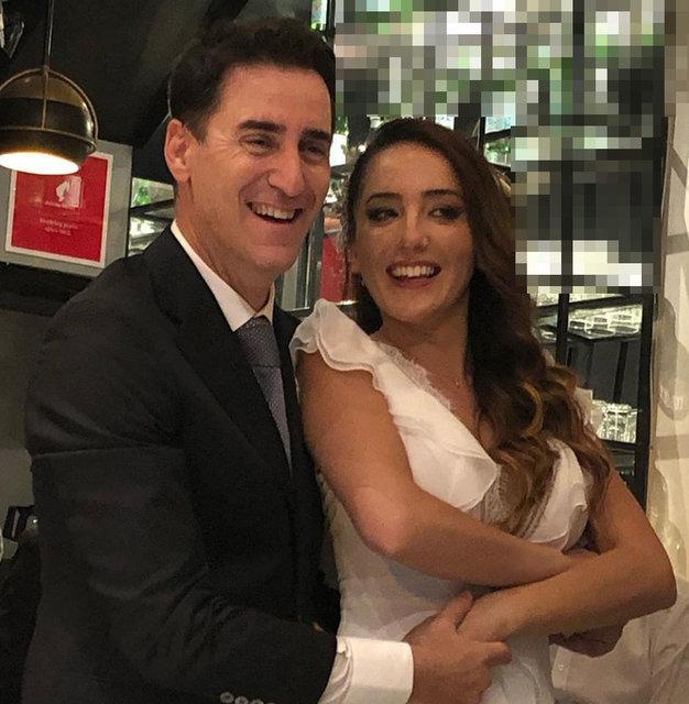 Oyuncu Bekir Aksoy sevgilisi Nazife Oğlakçıoğlu ile evlendi! Bekir Aksoy kimdir? - Instagram Magazin haberleri 2019