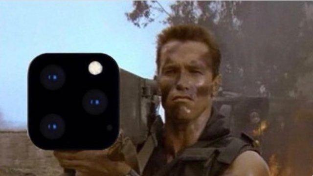 iPhone 11 neye benziyor?