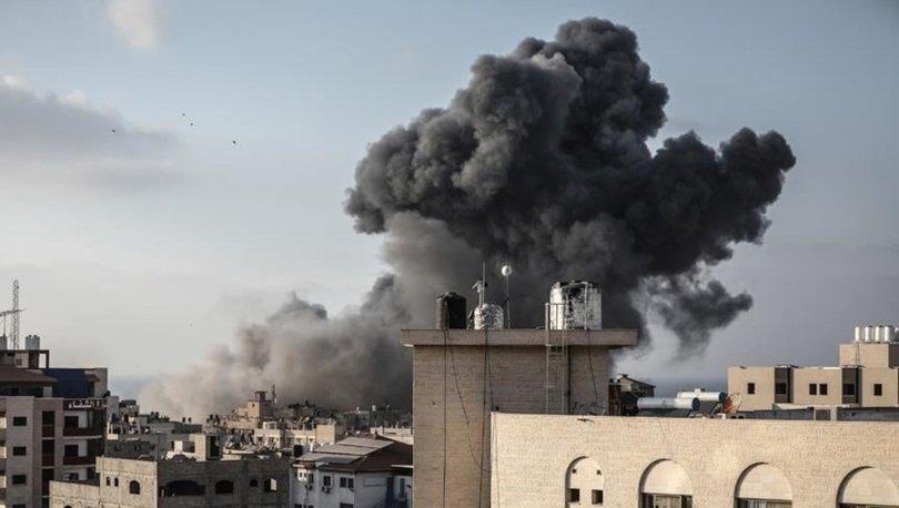 israil gazze saldırısı