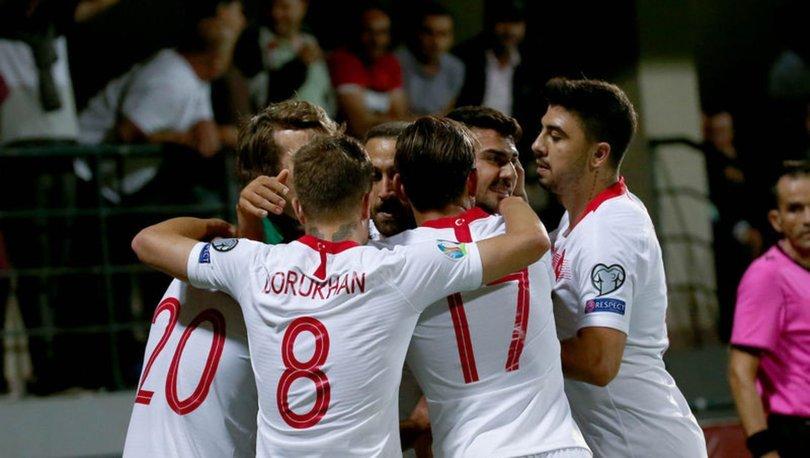 Türkiye A Milli Futbol Takımımız