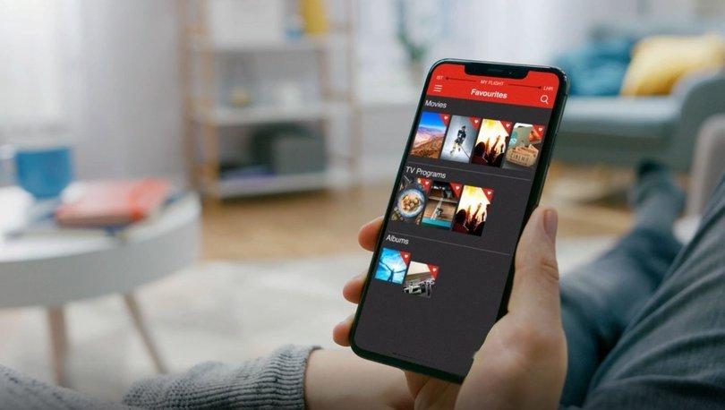 THY'den mobil uygulama