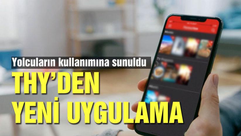 THY'den yeni mobil uygulama