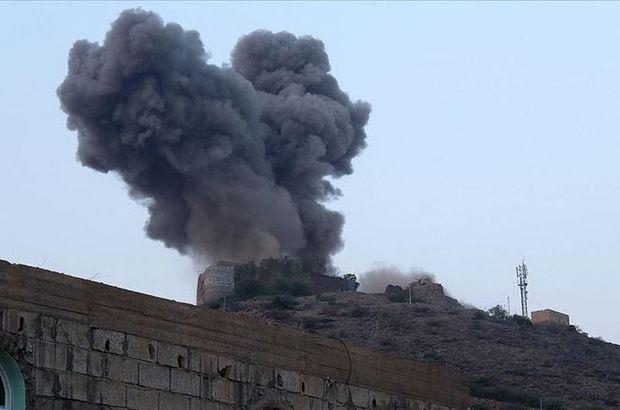 ABD DEAŞ'ı 36 ton bomba ile vurdu