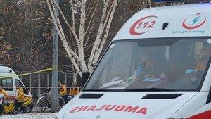 Erzincan'da feci motosiklet kazası! Ölü ve yaralılar
