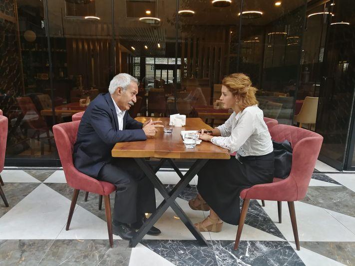 Görevden alınan belediye başkanı Selçuk Mızraklı