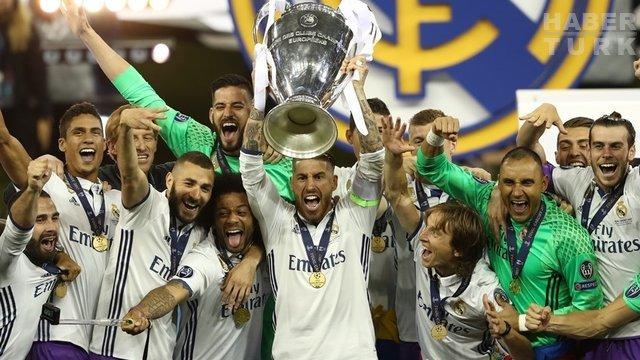 Şampiyonlar Ligi'nde tüm zamanların en iyi takımları