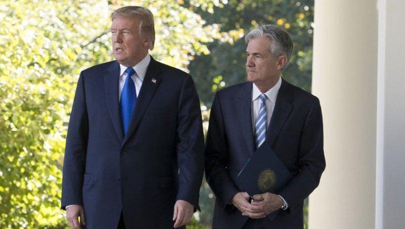 ABD Başkanı Donald Trump, Fed Başkanı Jerome Powell'a eleştirilerinin dozunu artırdı.