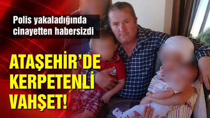 Ataşehir'de dehşete düşüren olay
