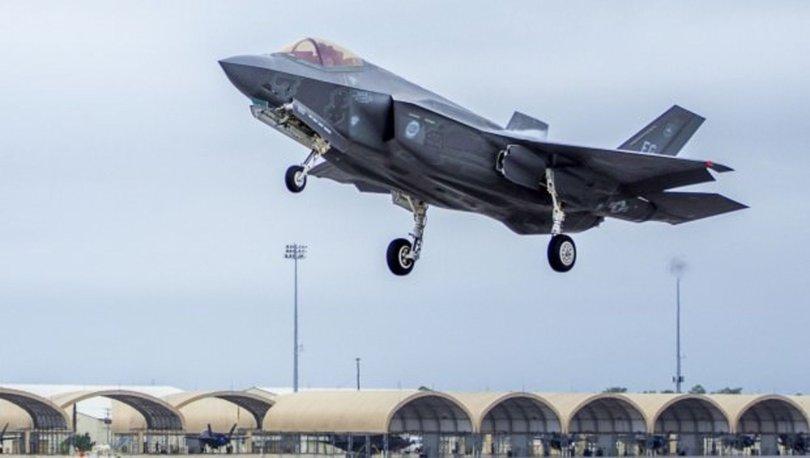 ABD'den Polonya'ya F-35 savaş uçağı son dakika
