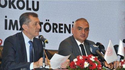 Mehmet Nuri Ersoy, Ziya Selçuk