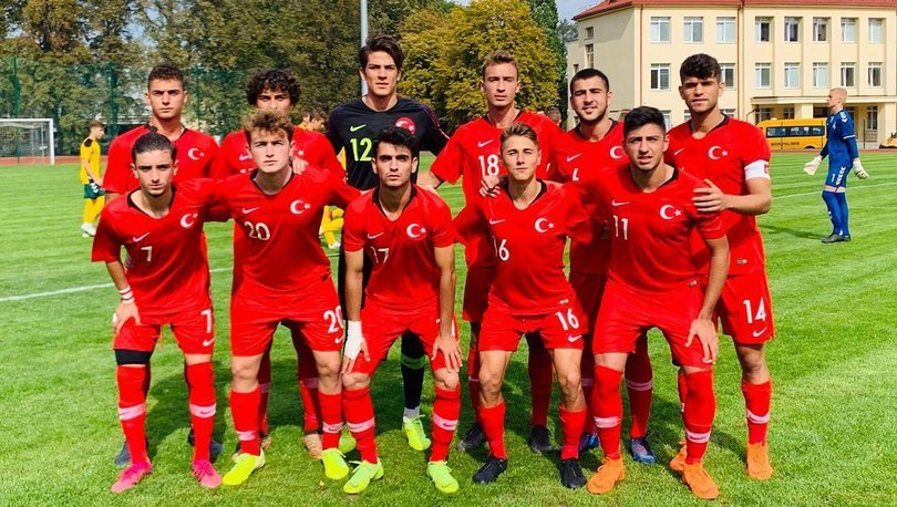 18 Yaş Altı Futbol Milli Takımı
