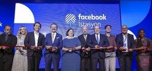 Facebook İstasyon Türkiye'de açıldı!