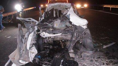 elazığ trafik kazası