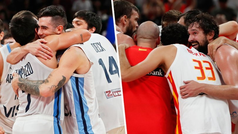 Arjantin İspanya maçı