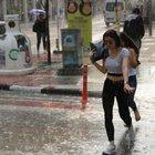 Rüzgarın hızı: 60 km! 28 kentte sağanak yağış var!