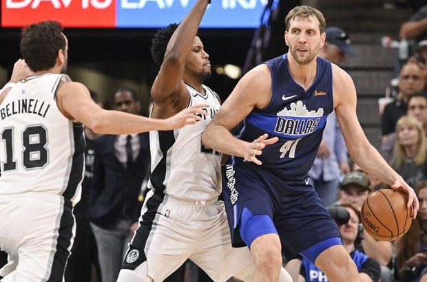 FIBA'dan Nowitzki'ye görev