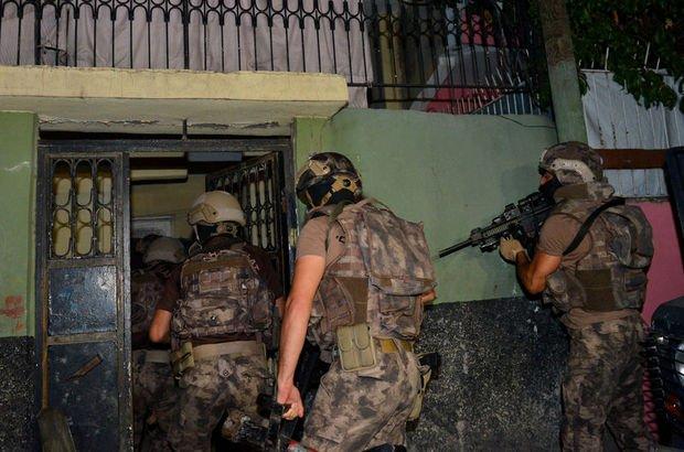 Diyarbakır'da terör operasyonu!