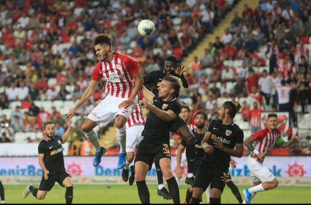 Antalya kaçtı, Kayseri yakaladı!