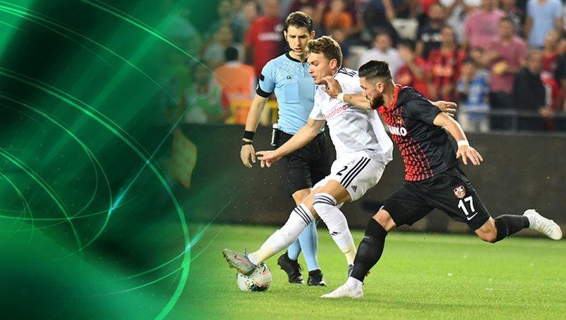 Gazişehir - Beşiktaş maçı